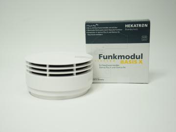 Hekatron Rauchmelder Funk Genius Plus