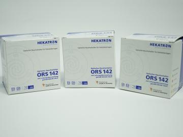 Hekatron Rauchmelder Set 3 x ORS 142