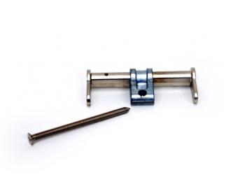 Blindzylinder flexibel mit Schraube
