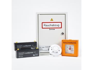 RWA-Set 5A Rauchmelder